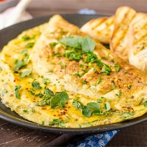 Omelette-Plain