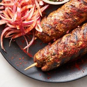Seekh-Kabab